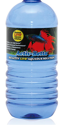 Activ Betta™ Bio-Activ Live Aqueous Solution™